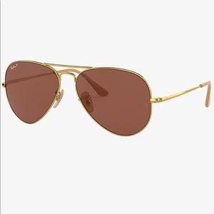 RayBan POLARIZED Sunglasses 3689